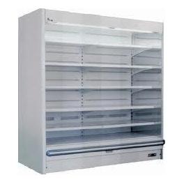 Chladicí vitrína přístěnná JUKA VARNA 110/80 - otevřená verze