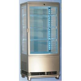 Chladící vitrína NORDline RT 78B-2R