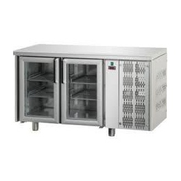 Chladící stůl s prosklenými dveřmi TF 02 MID PV