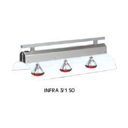 Infra - lampa 2/1 SO