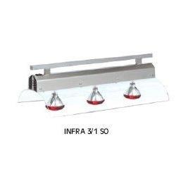 Infra - lampa 2/1 SO