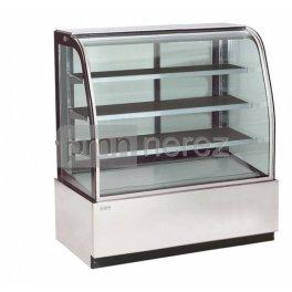 Chladící cukrářská vitrína COLD 830 / délka 900 mm
