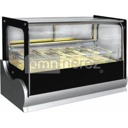 Vitrína mrazící pultová ICE 530 / délka 900 mm