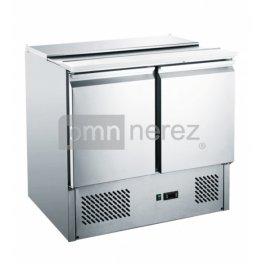 Chladící stůl Saladeta MS-900GR (2x dveře / 900 mm)