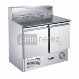 Chladící stůl saladeta MPS-900GR (2x dveře / 900 mm)