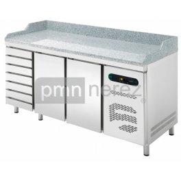 Pizza chladící stůl Asber ETP-8-200-27G