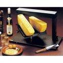 Raclette party gril Double na 2x 1/2 bochníku sýra