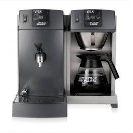 Výrobník horké vody a překapávač kávy RLX 31