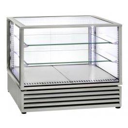 Vitrína stolní chladící CD 800 I - nerez