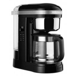 KitchenAid Překapávací kávovar, černý
