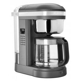KitchenAid Překapávací kávovar, tmavě šedý mat