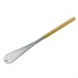 Metlička s dřevěnou ručkou 90 cm