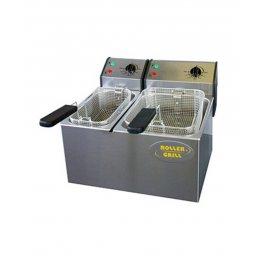Fritéza stolní elektrická FD 50+80 - objem 5 + 8 l
