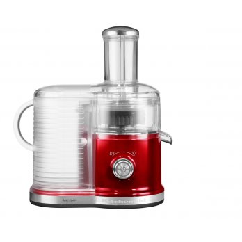 KitchenAid Odstředivý odšťavňovač Artisan - 5KVJ0332ECA - červená metalíza