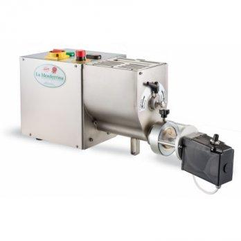 Výrobník tlačených těstovin s hnětačem 2,5 kg DOLLY včetně 4 matric