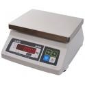 Kuchyňská váha CAS SW-LR s LED displejem 5kg