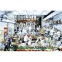 Plakát francouzské kuchyně Roger Blachon 630 x 905 mm