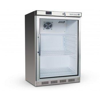 Chladící skříň - prosklené dveře Tefcold UR 200 SG