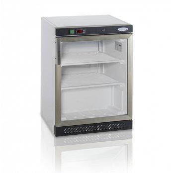 Mrazící skříň - prosklené dveře Tefcold UF 200 G bílá