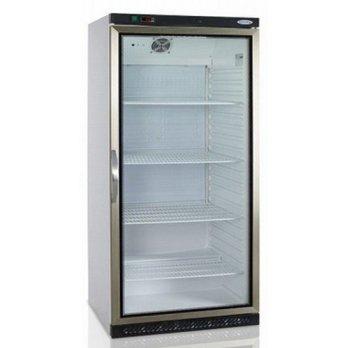 Chladící skříň - prosklené dveře Tefcold UR 600 G