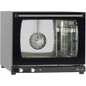 Elektrická cukrářská pec LineMiss 4x 460x330 UNOX XFT 133 Manual Humidity